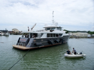 BLACK PEARL LAUNCHED